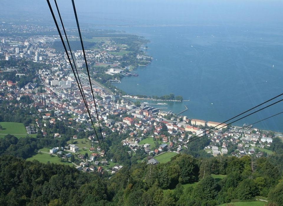 Bregenz - Lake Constance (Austria)