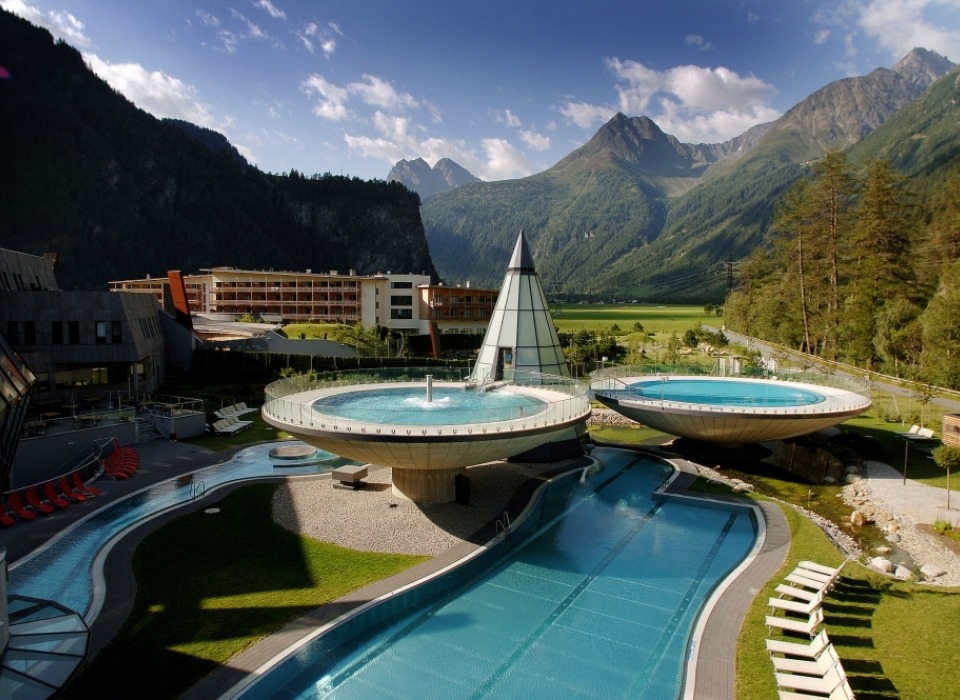 Aqua Dome Tirol Therme Langenfeld (Austria)
