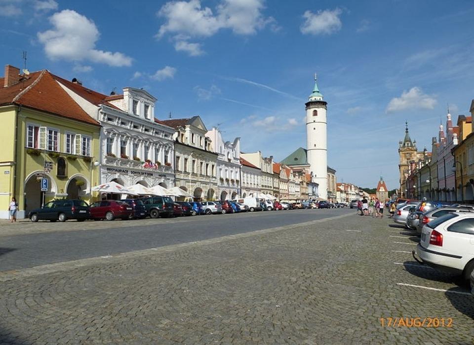 Domažlice (Czechia)