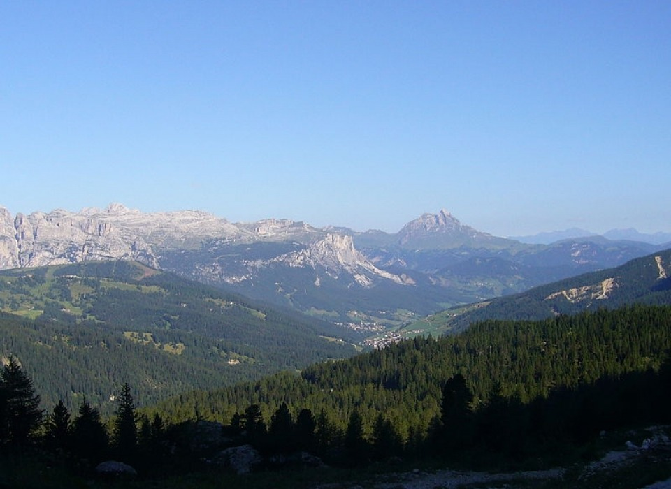 Dolomiti - Sella mountain range (Italy)