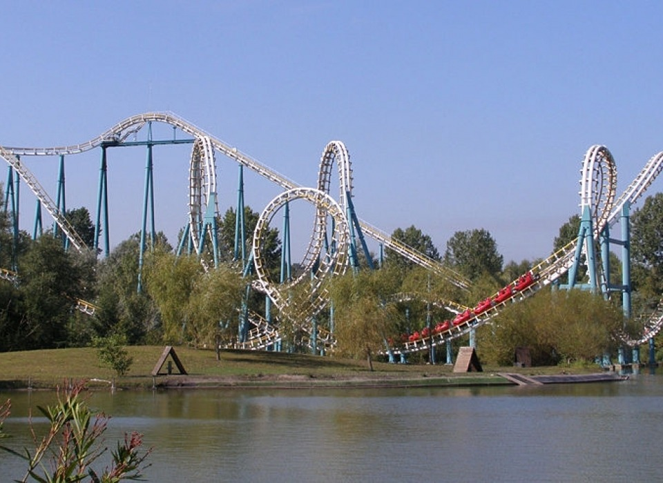 Asterix Amusement Park (France)