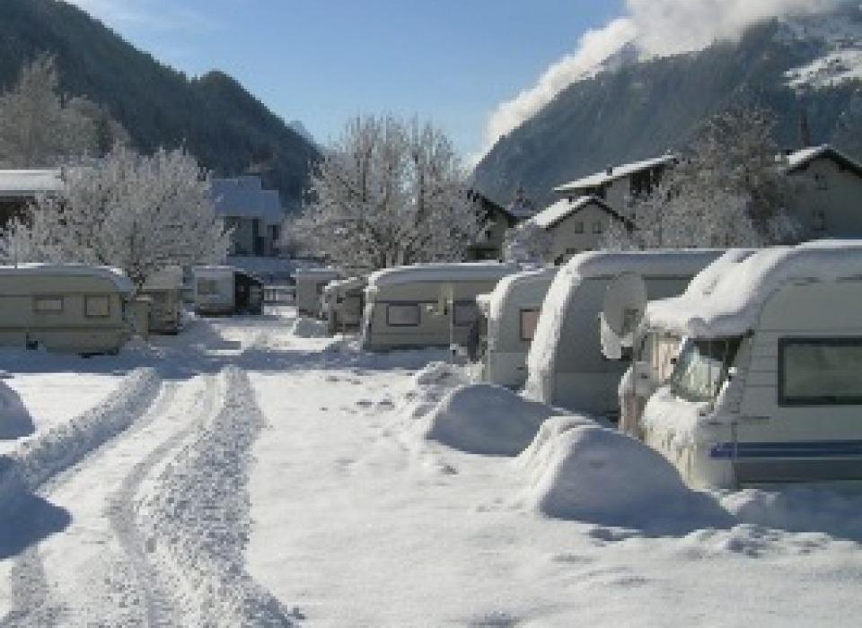 Dreiländereck Camping - all year round camping (Austria)