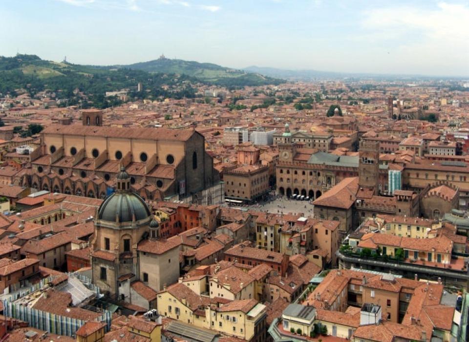 Bologna (Boloňa) (Italy)