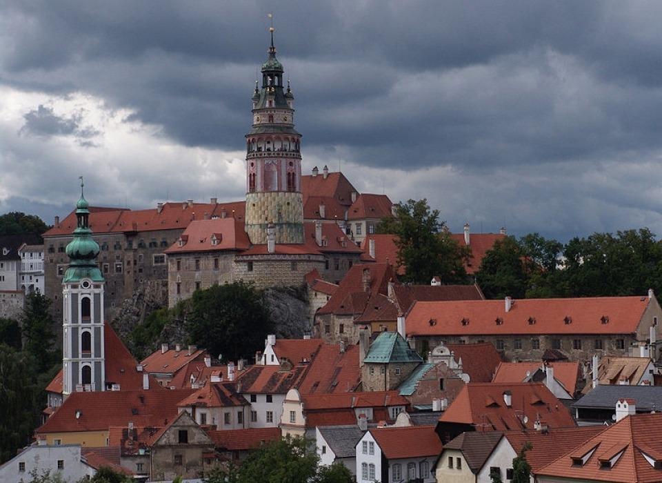 Český Krumlov (Czechia)