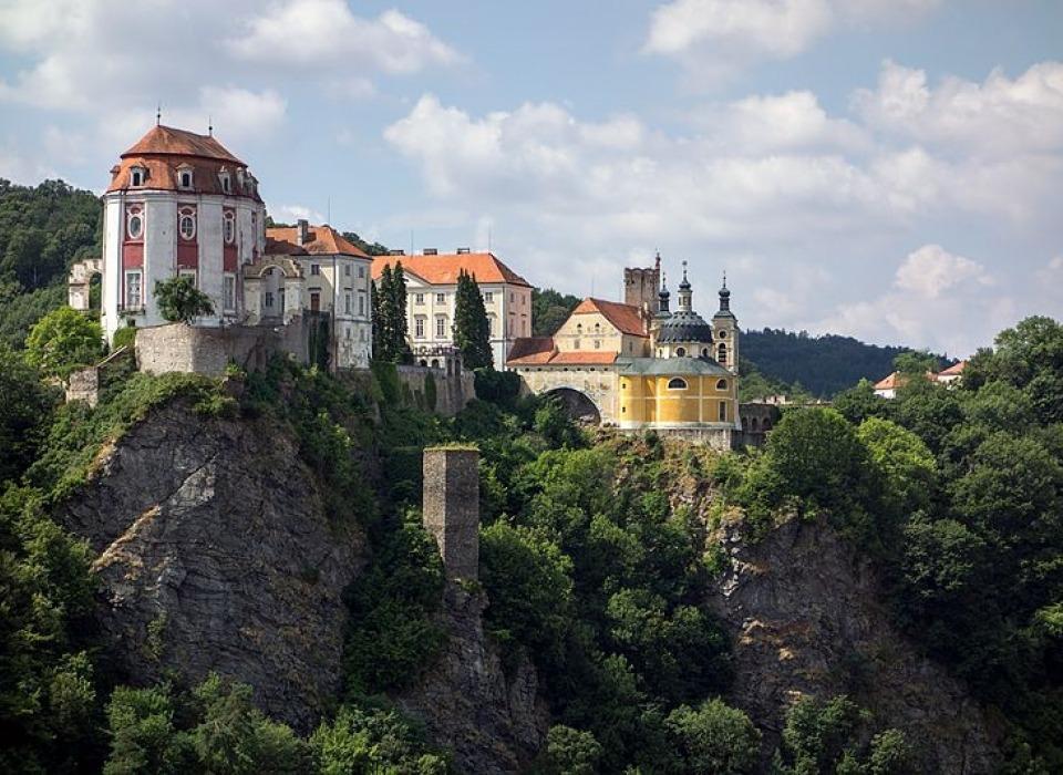 Zámek Vranov nad Dyjí (Czechia)