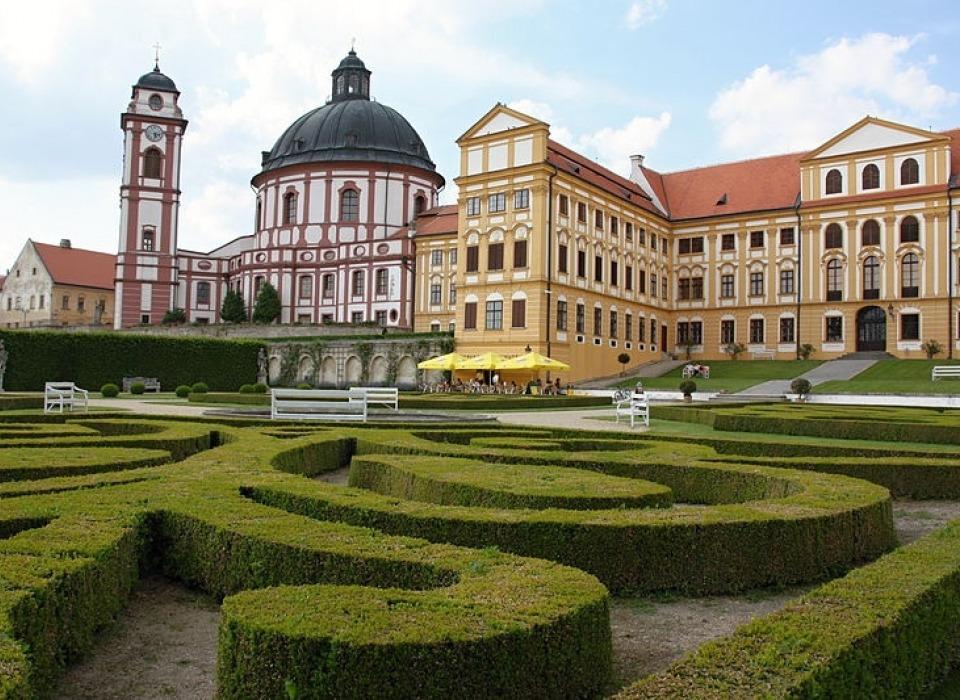Zámek Jaroměřice nad Rokytnou (Czechia)