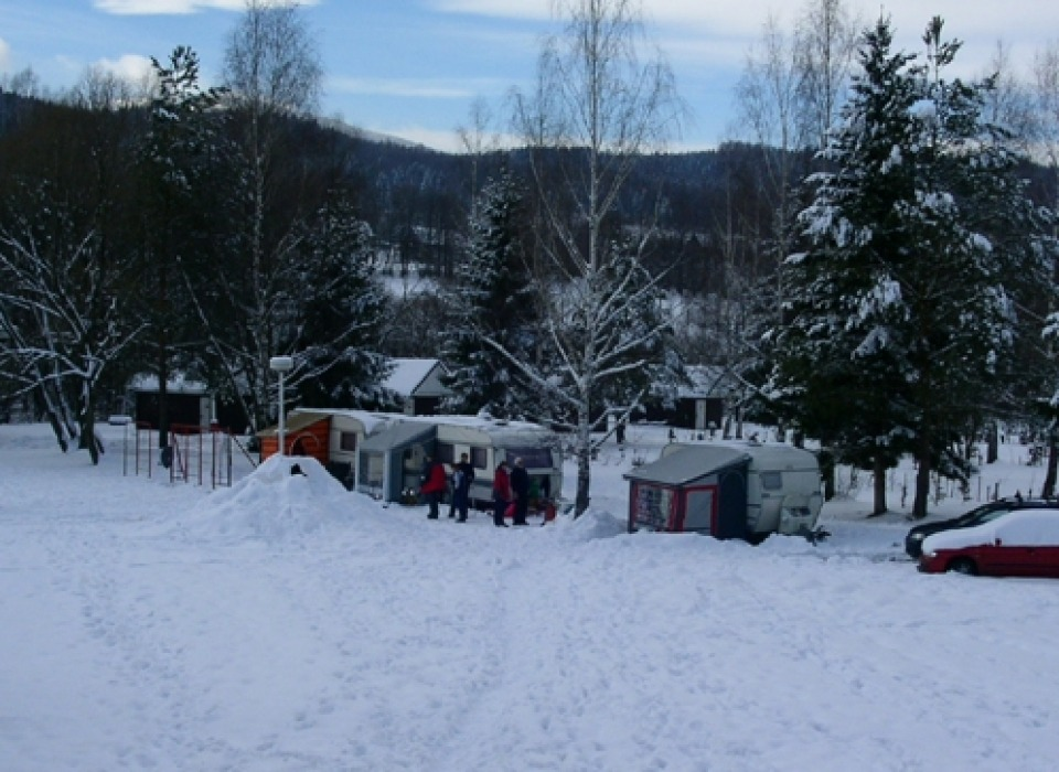 Camping Bobrovník - all year round camping (Czechia)