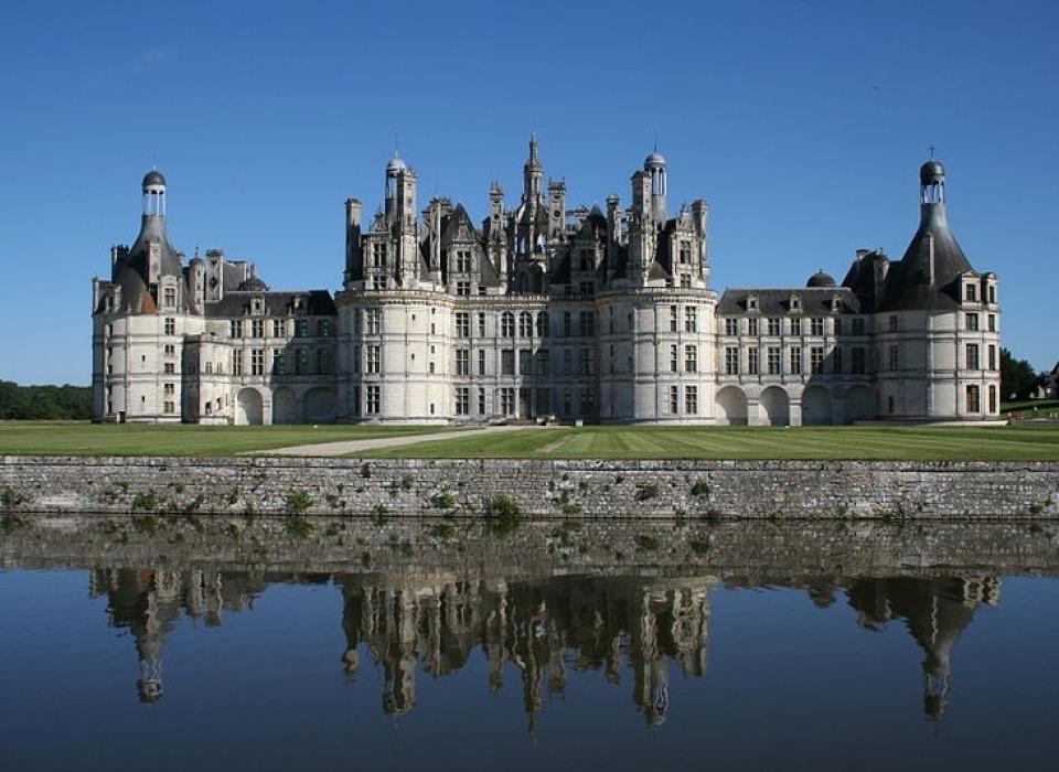 Chambord Castle (France)
