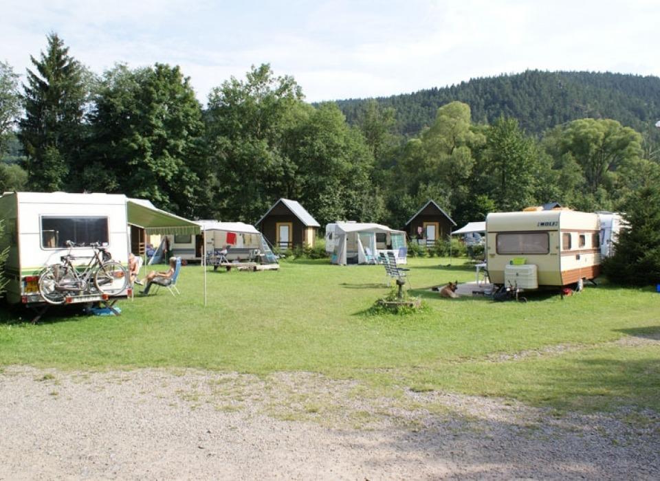 Camping Klášterský Mlýn - year-round camping (Czechia)