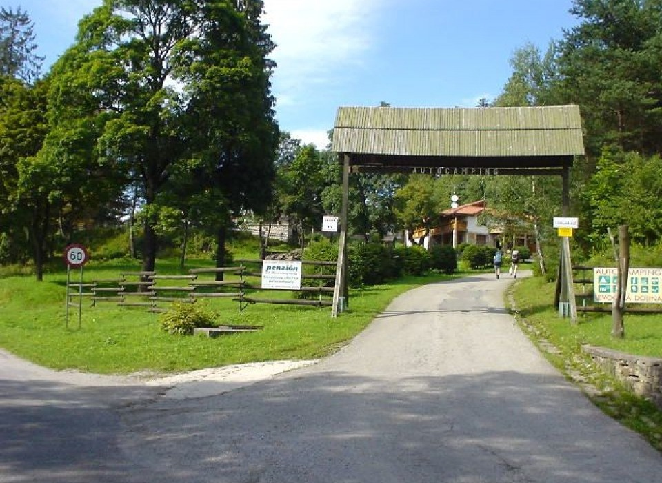Camping Levoca Dolina - all year round camping (Slovakia)