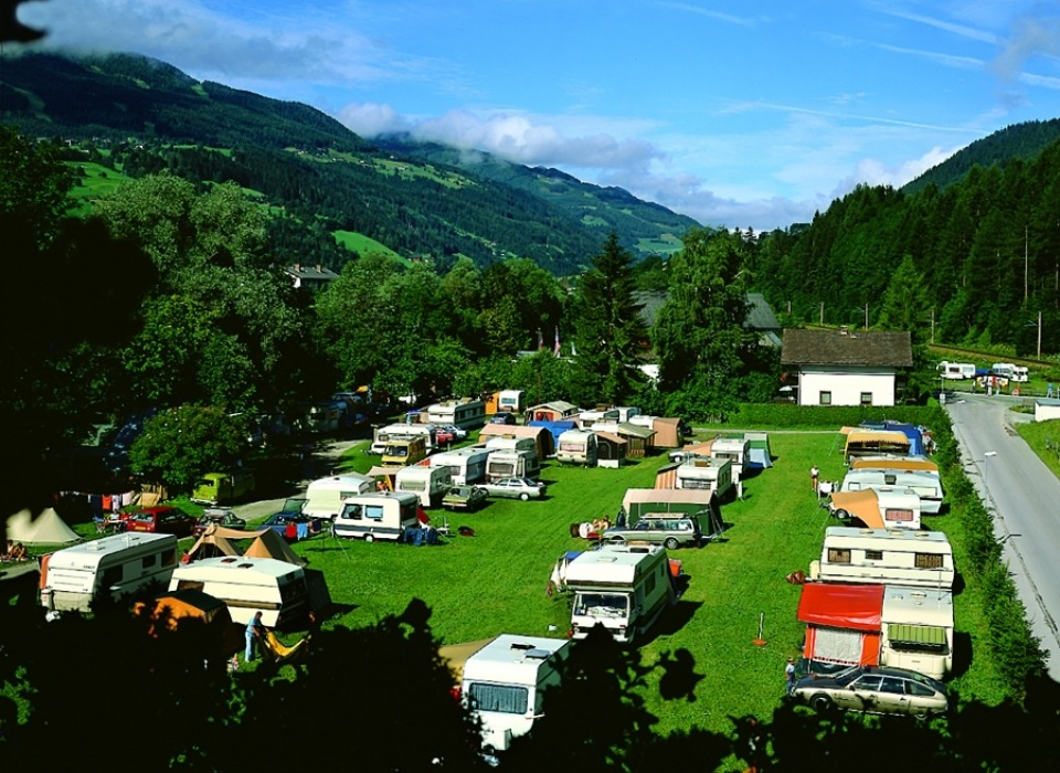 Camping Zirngast - all year round camping (Austria)