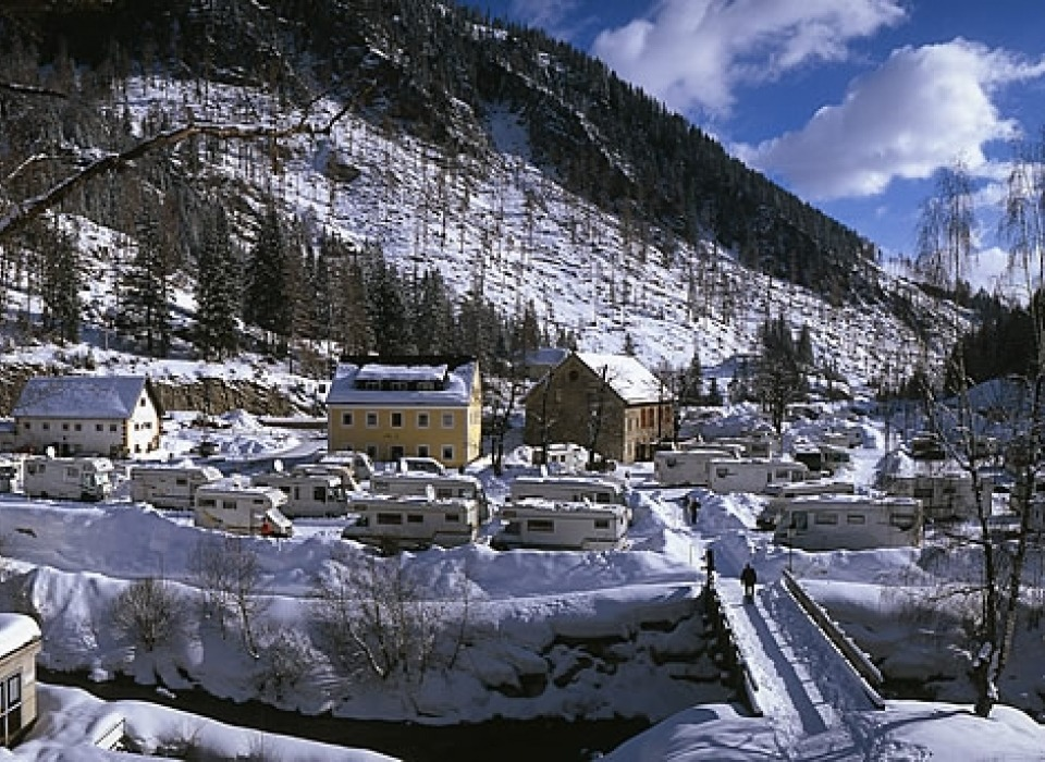 Camping Mauterndorf - all year round camping (Austria)