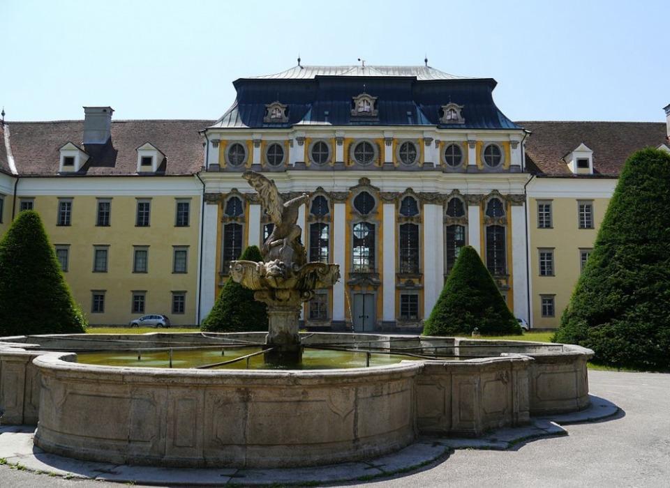 Augsburg Monastery of St Florian (Austria)