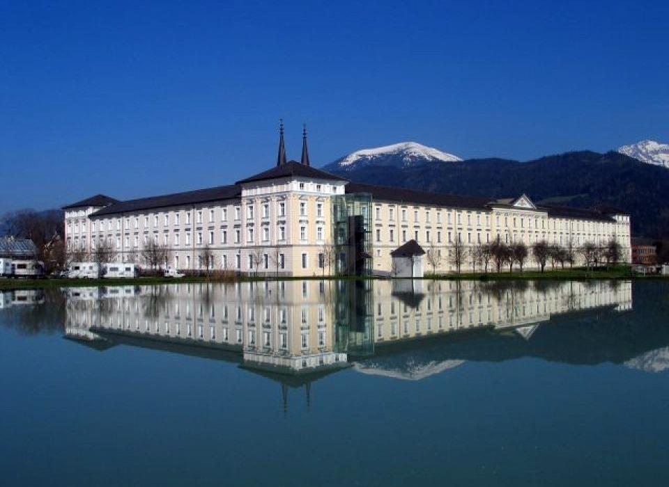 Admont - Benedictine monastery (Austria)