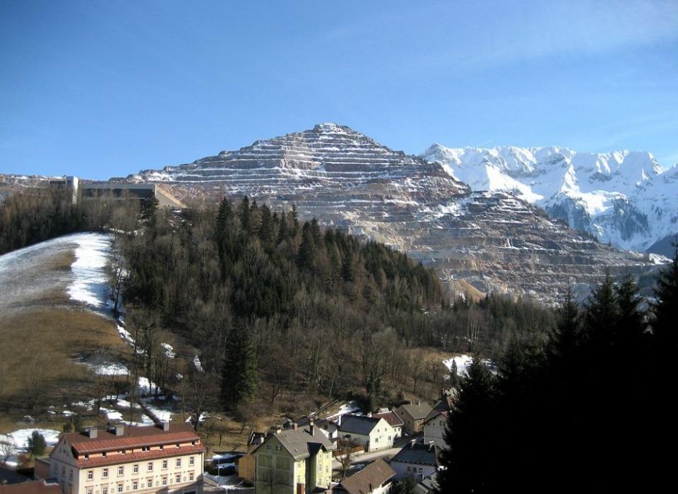 Eisenerz (Mount Eisenberg) (Austria)